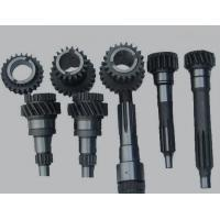 Printer And Textile Custom Precision Gears , Bronze Helical Gears  W / Pin Manufactures
