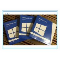 Windows 8.1 Os Software  Pro Pack DVD *2 With Key Card 32 / 64bits Manufactures