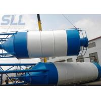 Stable Performance Stainless Steel Silo Sand Cement Fly Ash Material Manufactures