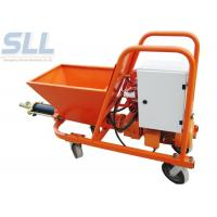small volume construction tools plastering for Mortar is efficient Manufactures