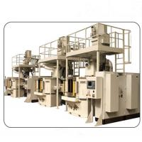 High Performance Wire Mesh Shot Blasting Machine Compact Design For LPG Cylinder Manufactures