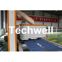 Metal Colored Stone Coated Roof Tile Machine Environmental Modern Tile Making Machine Manufactures