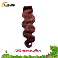 Fashion Body Wave 99J Human Hair Extension For Women Manufactures
