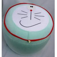 Round Single Modern Inflatable Furniture , PVC Cartoon Sofa For Children Manufactures