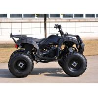 Air-Cooled Engine 150CC ATV Black Chain Drive With Balanced Bar Manufactures