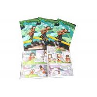 China Commercial Colorful Illustration Comic Book Printing CMYK Book Printing Service on sale
