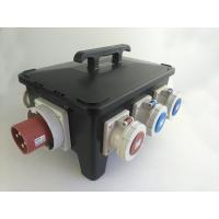 Buy cheap Black Load Master Generator Power Distribution BoxWith Overcurrent Protection from wholesalers