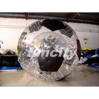 Durable Tpu/Pvc Material Children / Adults Inflatable Zorb Ball Manufactures