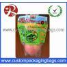 Buy cheap Resealable Plastic OPP Fruit Packaging Bags / Grape Bag / Cherry Bag from wholesalers