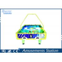 Quality Funny Air Hockey Video Arcade Game Machines 260 * 176 * 209 cm for sale