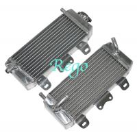 Aftermarket Motorcycle Cooling Radiator For YAMAHA YZ250F 2006 & WR250F 2007-2009 Manufactures