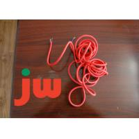 Lighting Textile Fabric Covered Electrical Wire Cable Assembly For Edison Bulb Manufactures