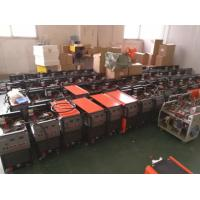IGBT Inverter MIG CO2 Welding Machine 3 Phase 15~38V With High Duty Cycle Manufactures