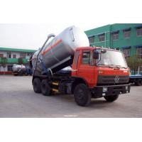 dongfeng 6*4 RHD 12cbm-16cbm vacuum sewage truck for sale,factory sale best price 16m3 sludge tank truck for sale Manufactures