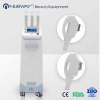 China Best reuslt ipl laser hair removal machine price / ipl machine made in germany for skin on sale