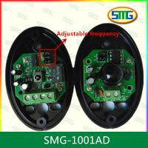 Single Beam Door Motion Sensor Alarm Frequency Adjustment Photocell Manufactures