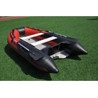 4 Person Foldable Inflatable Boat Inflatable Dinghy With Motor Manufactures