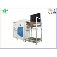 Buy cheap IMO Spread of Flame Apparatus ISO 5658-2 Vertical Material Flammability Tester from wholesalers