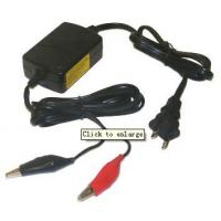 0.8A SLA Battery Charger Universal Smart , 240V And 3 Stage Manufactures