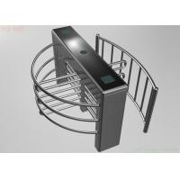 Quality Half Height Or Full Height Turnstiles Eletrical Entrance Waterproof Barrier Gate for sale