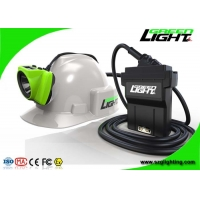 OLED Screen 4.07W 6.8Ah 25000lux Rechargeable LED Headlamp Manufactures