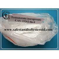 Assay 99% Testosterone isocaproate Testosterone Steroid CAS 15262-86-9 Manufactures