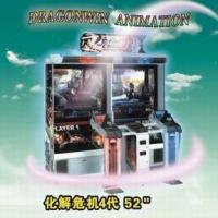 China Coin operated electronic video arcade shooting game machines sale for adult on sale