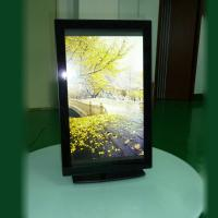 Multimedia Digital LCD Digital Photo Frame Wide Screen 250-300 Nits Brightness Manufactures