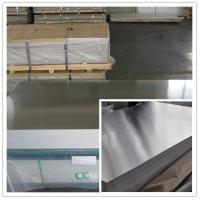 Professional DC / CC Mill Finish Aluminum Sheet with 1100 1050  3003 3105 5052 Manufactures