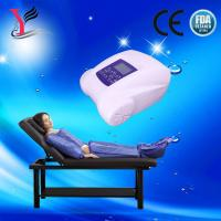 Buy cheap Professional Lymphatic Drainage body slimming machine far infrared pressotherapy from wholesalers