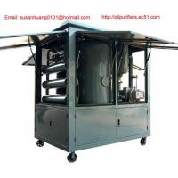 Outdoor Use Vacuum Transformer Oil Treatment Manufactures
