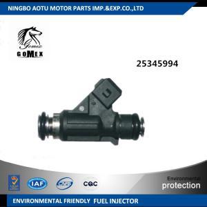 Black 25345994 Car Engine Fuel Injector Refine Junjie Field Jinbei Grace Manufactures