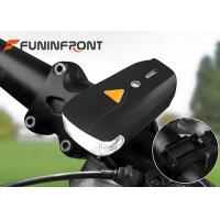 USBRechargeable 400LMs LED BikeLights, 4 Gears Mountain Bicycle Front Lights Manufactures