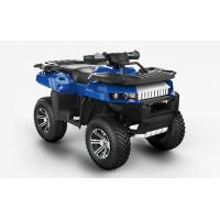 Street Legal Gas Powered 4x4 Utility ATV 700CC , Racing ATVS For Adult Manufactures