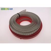 Quality Wood Perforated Plumbers Tape Metal Strapping Punched Steel Strapping 281020 for sale