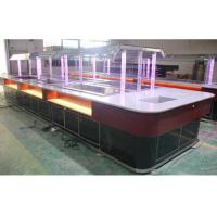 Quality Oblong Shape Commercial Buffet Equipment / Commercial Buffet Food Warmer for sale