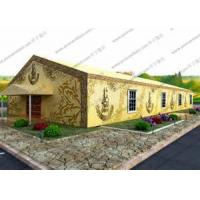 China Colorful Painting Decoration Heavy Duty Event Tents PVC Cover For Outdoor Hajj Event on sale