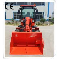 multifunction articulated boom loader TL1500 with CE certificate Manufactures