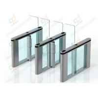 Luxury Rfid Card Automatic Systems Turnstiles High Speed 304 Or 316 Stainless Steel Manufactures