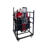 China 2020 new CE High Pressure PU Foam Spray Machine For bus roof wall swimming pool on sale