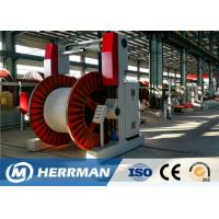 China Argon Arc Welding Pipe And Corrugation Cable Production Line For Fire Retardant Cable on sale