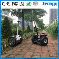 new travel style electric scooter x3 model self-balancing unicycle with former light Manufactures