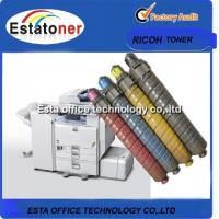 Original CMYK Ricoh Toner Cartridge MPC5000 Black For Aficio MPC5050 Manufactures