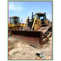 Quality CATERPILLAR dozer D6H-LGP Used CATERPILLAR bulldozer For Sale second hand dozers tractor for sale