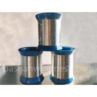 ss 304 304L 316 316L stainless steel 0.02~5.5mm wire,fine wire for mesh woven Manufactures