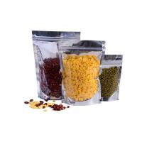Biodegradable Heat Seal Mylar Plastic Food Grade Nuts Packaging Bags Manufactures