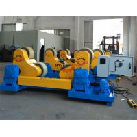 Heavy Duty Self Aligned Welding Rotator , 70 Ton Turning Rolls Welding For Pipe Industry Manufactures