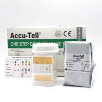 Accu-Tell® Multi-Drug Rapid Test Urine Cup with Lock Manufactures