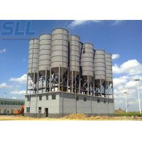 Tank Container Type Cement Storage Silo Continuous Mortar Mixer Motor Manufactures
