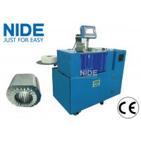Fully Automatic Slot Insulation Paper Inserting Machine For Special - shaped Slot Stator Manufactures